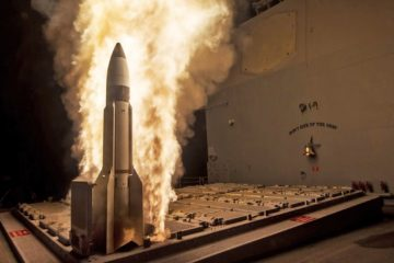 Raytheon & Missile Defense Agency Sign $2 billion SM-3 Block IB Interceptor Contract