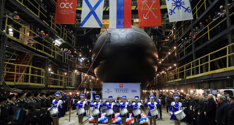 https://www.navalnews.com/wp-content/uploads/2019/12/Second-Improved-Kilo-class-Project-636.3-Submarine-Launched-for-Russias-Pacific-Fleet-1-770x410.jpg