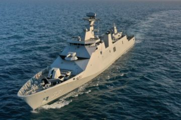 Damen completes combat systems installation & trials on TNI AL's PKR Frigate