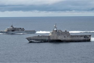 First Four US Navy Littoral Combat Ships Set to be Mothballed