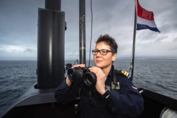 Dutch female sailors now admitted for submarine service