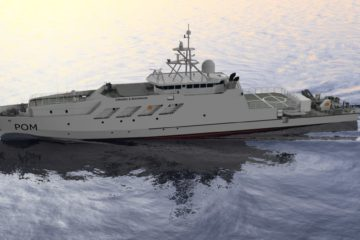 NEXEYA to Supply CMS for French Navy's POM Offshore Patrol Vessels