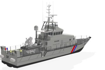 French Customs order OCEA FPB 100 MKII patrol boats