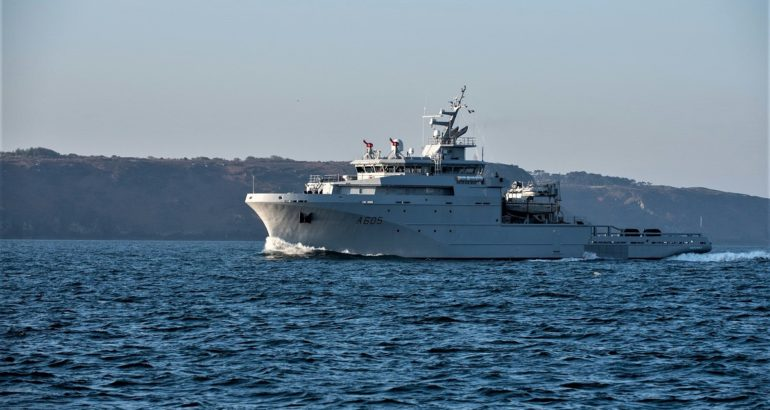 FS Garonne. French Navy picture