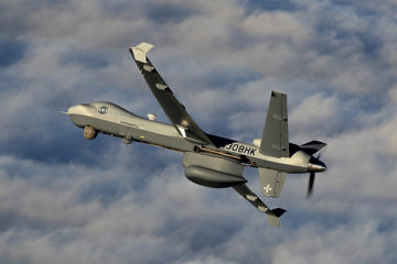 MQ-9 Guardian Completes Maritime Surveillance Demos in Greece