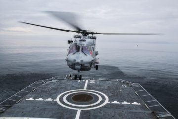 Norway establishes new Maritime Helicopter Wing