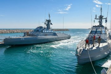 Royal Saudi Navy inducts first batch of CMN HSI 32 Interceptors