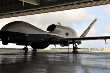 U.S. Navy's first MQ-4C Triton UAS Begins Initial Pacific Deployment