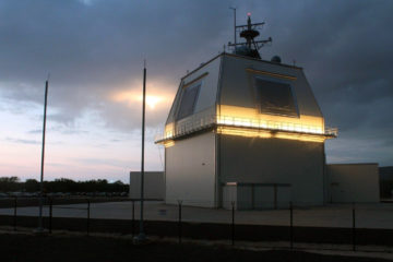 Japan's Aegis Ashore: A Tale of Two SPYs