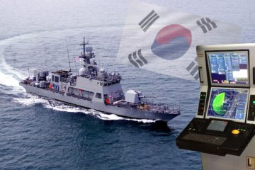 Cambridge Pixel embarks on ROK Navy Chamsuri II-class and FFX-II vessels