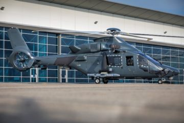 France progressing towards HIL Guépard helicopter development
