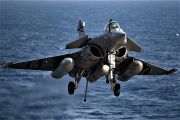 French Navy New Rafale M F3-R Conduct First Operational Missions