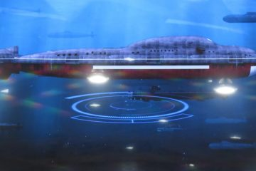 Russia designs fifth-generation nuclear submarines