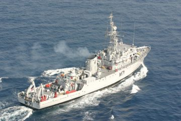 Indian Navy Urgently Needs New MCM Vessels