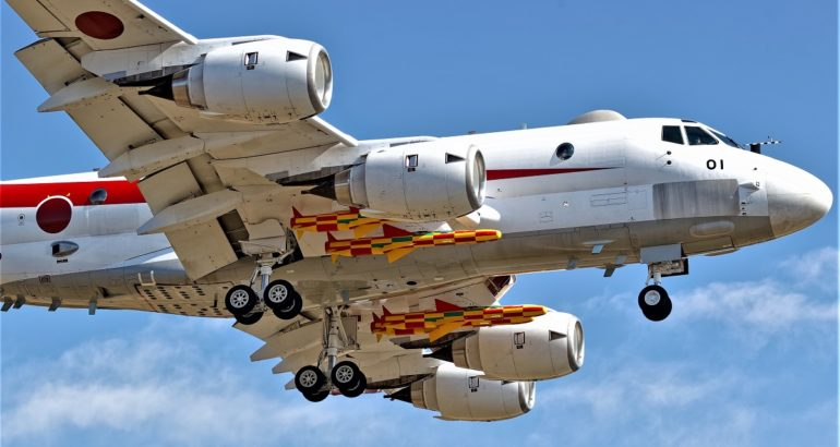 Missiles antinavires JMSDF-P-1-MPA-Testing-Next-Generation-Anti-Ship-Missile-1-770x410