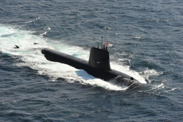 JMSDF Sōryū-class Submarine Kenryū to Take Part in RIMPAC 2020