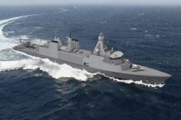 Thales to Provide Royal Navy with Advanced Mission Systems for Type 31 Frigates
