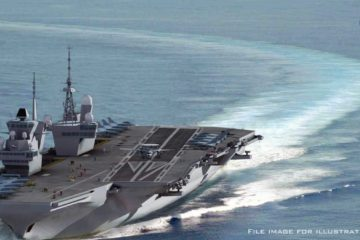 PANG: What We Know About France's Future Aircraft Carrier