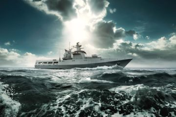 Australia's Future MCM Vessels may be Based on Arafura-class OPV Design