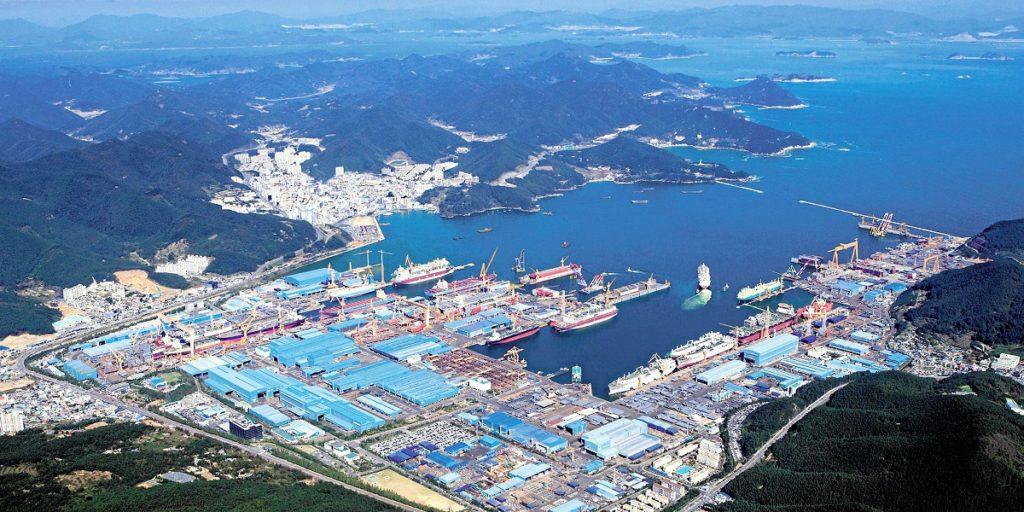 DSME Okpo Shipyard