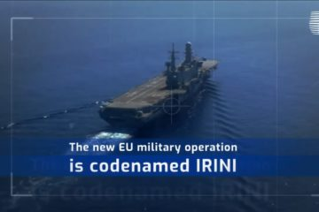 EU launches Operation IRINI to enforce Libya arms embargo