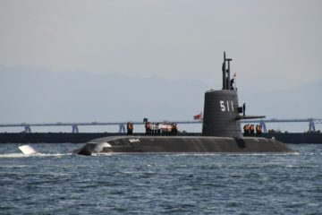 JMSDF Commissioned its 1st Li-Ion Battery Submarine SS-511 JS Ōryū おうりゅう