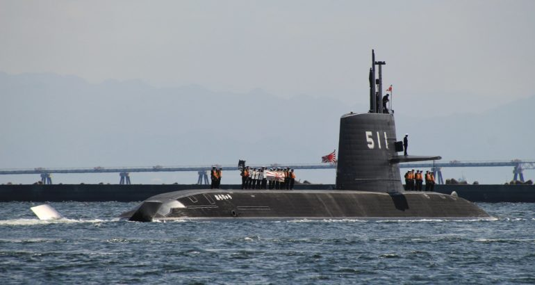 SS-501 SORYU - Page 4 JMSDF-Commissioned-its-1st-Li-Ion-Battery-Submarine-SS-511-JS-%C5%8Cry%C5%AB-%E3%81%8A%E3%81%86%E3%82%8A%E3%82%85%E3%81%86-770x410