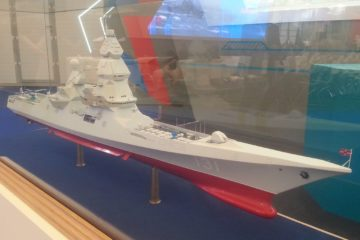 Which Future Destroyer for the Russian Navy ? – Part 2