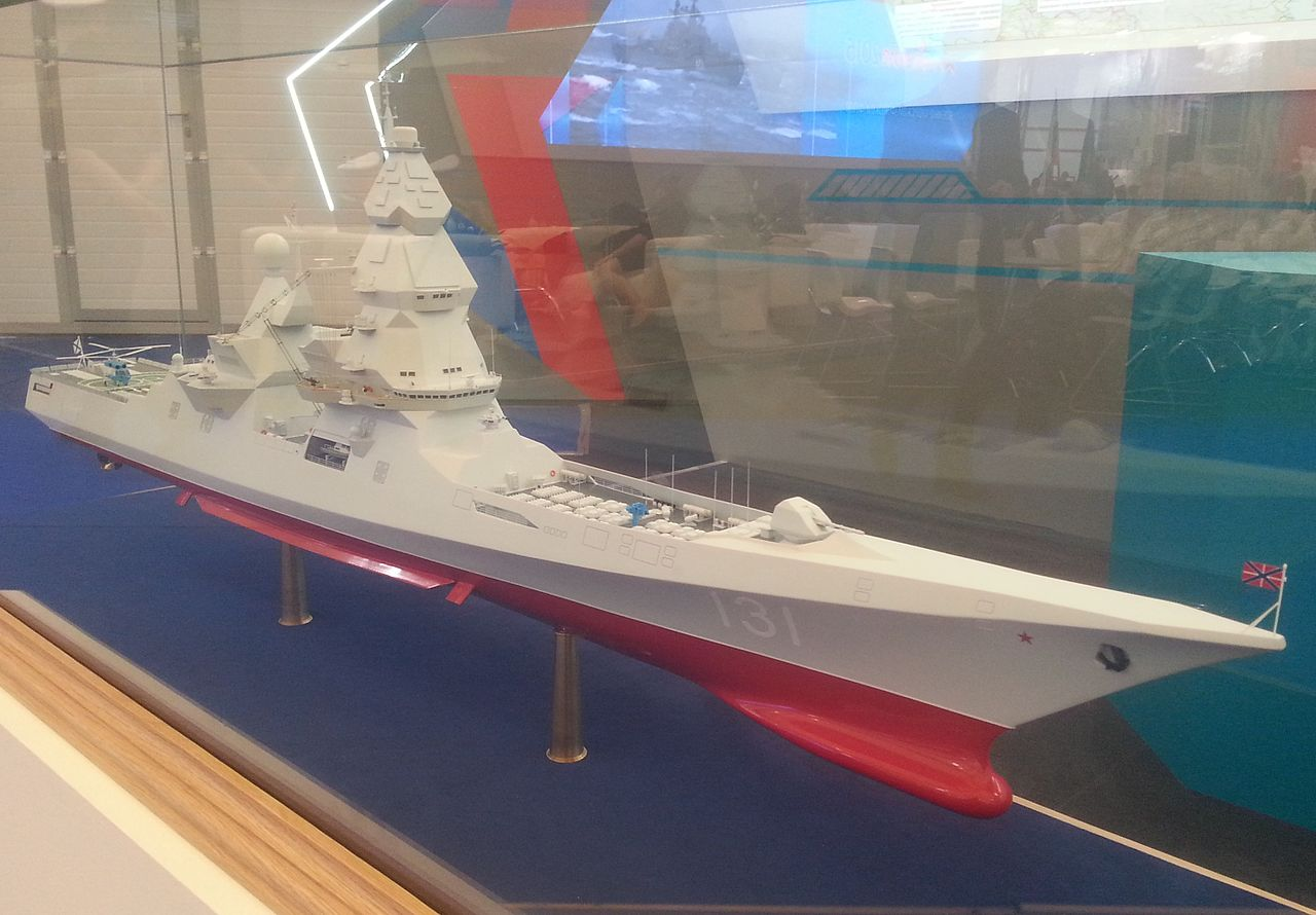 Which Future Destroyer for the Russian Navy ? – Part 2 - Naval News