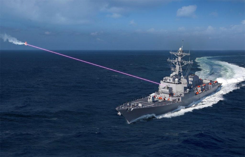 Lockheed Martin's HELIOS Laser Weapon System Takes Step Toward Ship Integration