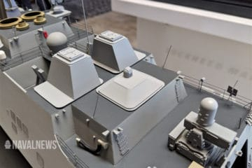 Lockheed Martin to Integrate Layered Laser Defense Weapon Aboard LCS