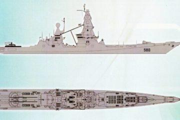 Russia postpones Leader destroyer construction – Part 1