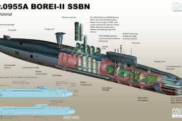 Project 955A Borei-A SSBN to Reinforce Russian Navy Pacific Fleet