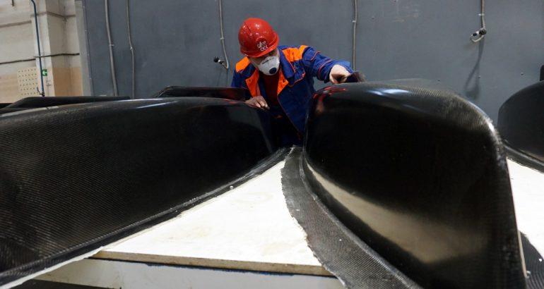 Russia' Sredne-Nevsky Shipyard Designs Small Catamaran USV