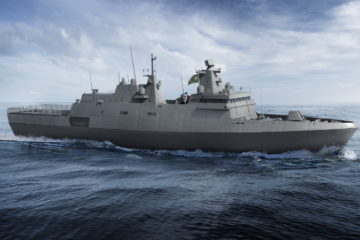 TKMS Embraer & Atech Sign Construction Contract for Brazil's Tamandaré-class