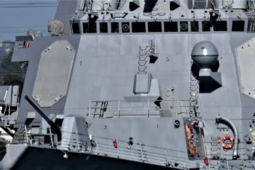U.S. Navy Fits Destroyer with ODIN Laser Weapon to Counter Drones