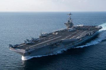 U.S. Navy's FC-2030 Task Force to Reimagine Future of the Aircraft Carrier