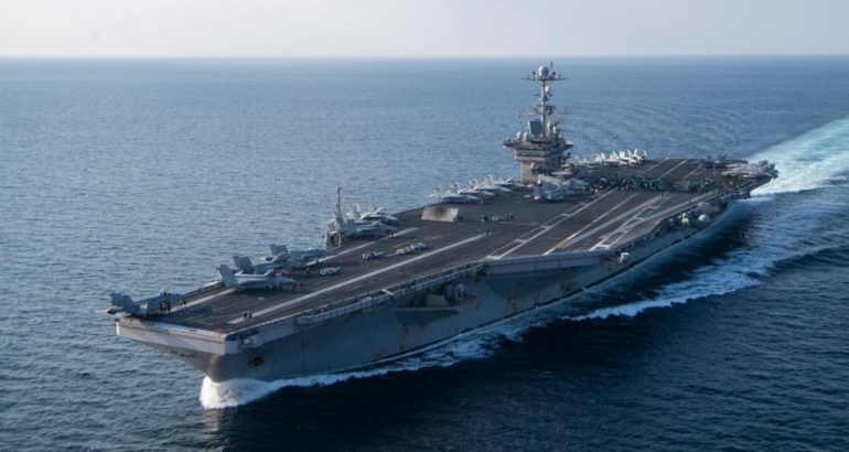 U.S. Navy's FC-2030 Task Force to Reimagine Future of the Aircraft Carrier 1