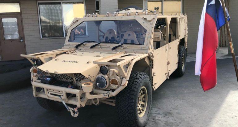 A USSOCOM GMV 1.1