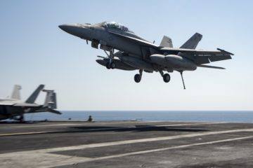 Final Block II Super Hornet delivered to the US Navy