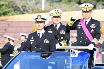 New Chief of Naval Operations for the Republic of Korea Navy