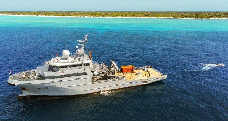 BSAOM vessel Champlain