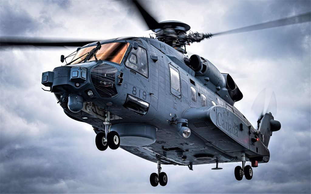 CH148 Cyclone Helicopter Royal Canadian Navy