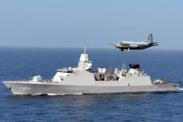 Positive first results for Europe's Operation Agénor