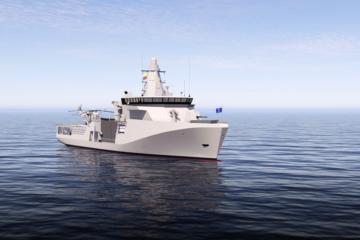 Fassmer's MPV70 MKII design selected by the Ecuadorian Navy