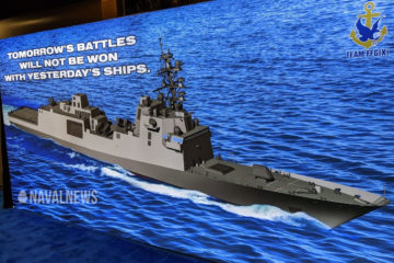 US Navy's FFG(X) Frigates Will Be Known as the Constellation-class