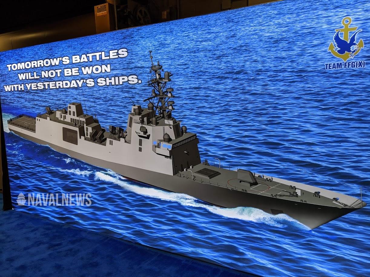 Fincantieri's FREMM Wins US Navy FFG(X) Frigate Competition ...