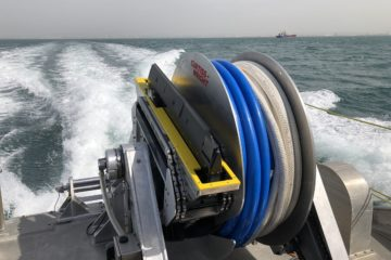 GeoSpectrum Launches Low Frequency Active VDS Deployable by USVs