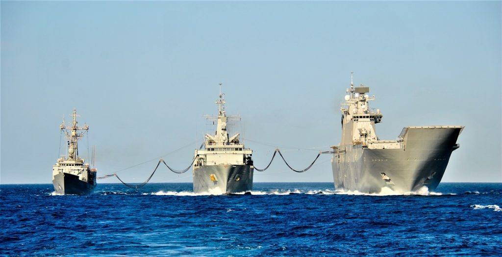 Fleet Replenishment Ship Cantabria