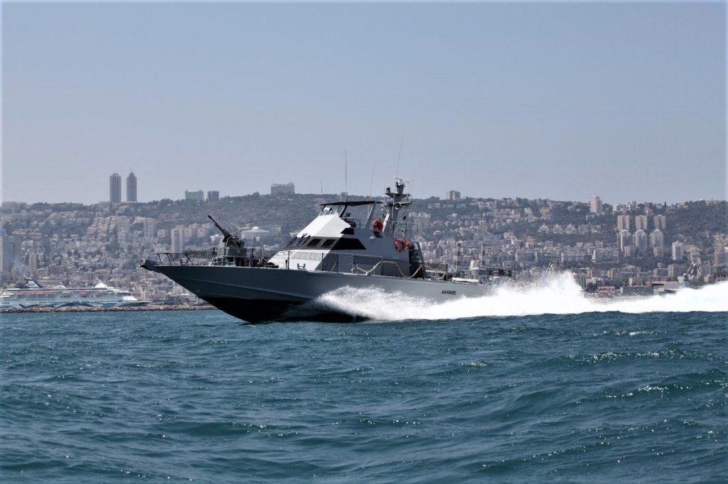 Shaldag MK II Senegal